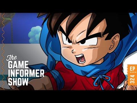 GI Show – Dragon Ball Fusions, Planet Coaster, Thanks To 2016