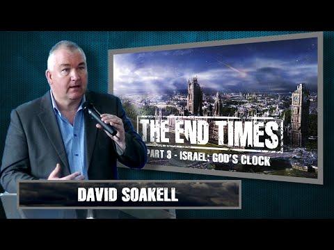 Israel: God's Clock - David Soakell
