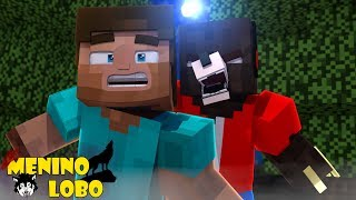 Minecraft: MENINO LOBO - EU ME TRANSFORMEI NO LOBISOMEN MAIS FORTE!!! EP:  06