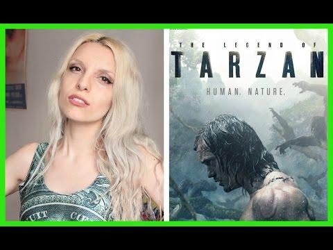 LEGEND OF TARZAN di David Yates | BarbieXanax