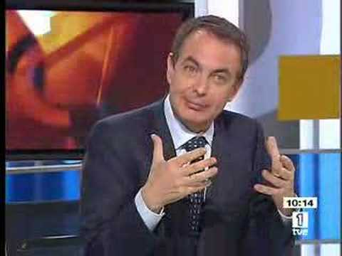Zapatero responde a las primeras preguntas de los ciudadanos