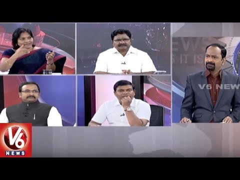 Special Debate On Land Survey & Farmers Committee | Good Morning Telangana | V6 News