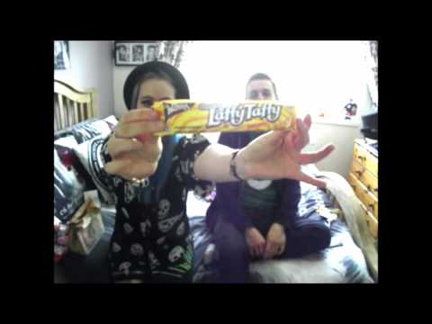 British People, American candy what can go wrong?