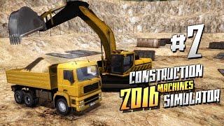 Что-то новенькое - ч2 Construction Machines Simulator 2016