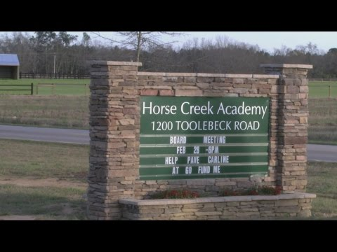 Open house at Horse Creek Academy charter school draws crowd