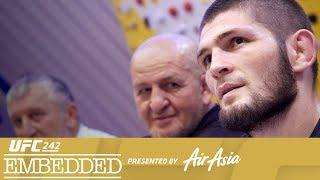 UFC 242: Embedded - Episódio 1