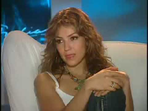 Thalia En Chat De Univision Parte 5