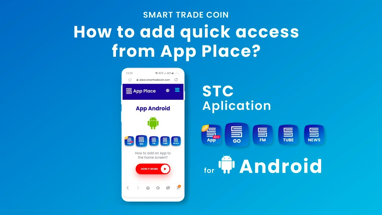 STC App Place Android