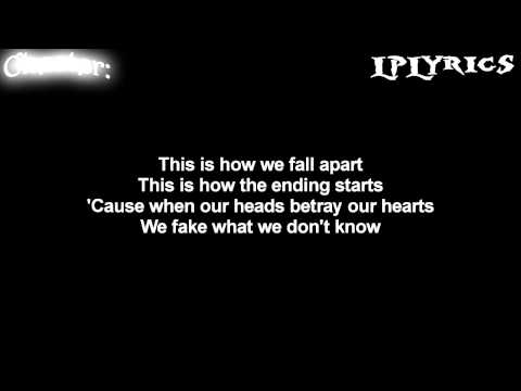 Linkin Park - What We Don't Know [Lyrics on screen] HD