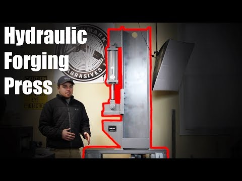 How to Build a Hydraulic Forging Press