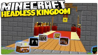 Minecraft | THE HEADLESS KINGDOM | Diversity w/ TrueMU (Minecraft Custom Map)
