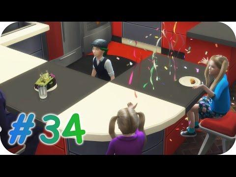 """LOS TRILLIZOS CRECEN!! - Ep 34 """"SuperHeroes"""" - Sims 4"""
