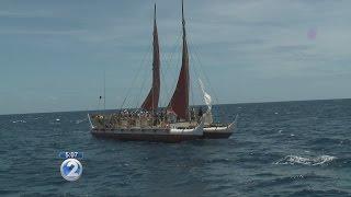 Hokulea: Sister canoe to return to Hawaii next year