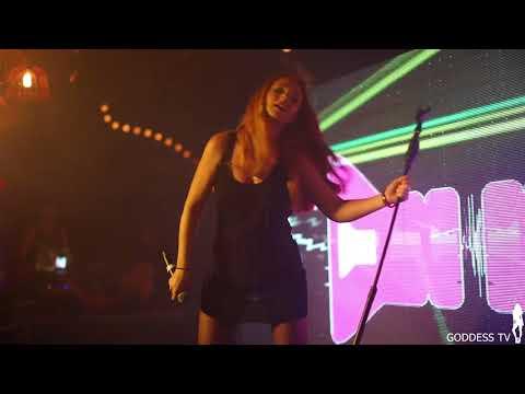 Goddess TV - Lena Katina @ Fashionbar Tel Aviv