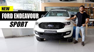 Newest FORD Endeavour SPORT - 2020 Edition | Ford Endeavour SPORT | Endeavour 2.0 AT |New Edition