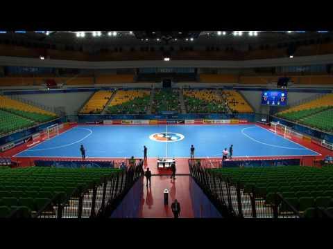 Nafit Al Wasat vs Al Sadd (AFC Futsal Club Championship: Quarter-finals)