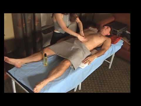Abdomina massage for lower l Weighted Tuning Forks With Oil l Massage Parlor from YouTube · Duration:  1 minutes 36 seconds