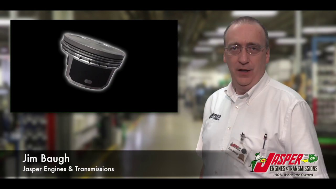 Jasper Engines & Transmissions - Chrysler 3 6L Updated Piston Design