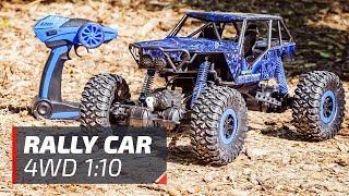 Радиоуправляемый внедорожник 1:10 4WD Rally Car