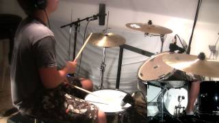 Red - Already Over - Drum Cover (1080p)