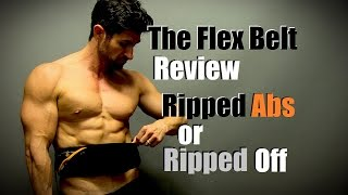 Ripped Abs or Ripped Off | The FLEX BELT Review Thumbnail