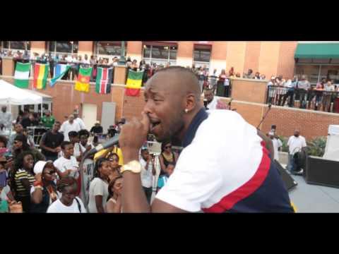 Eddy Kenzo performing Jambole (Fest Africa 2014)