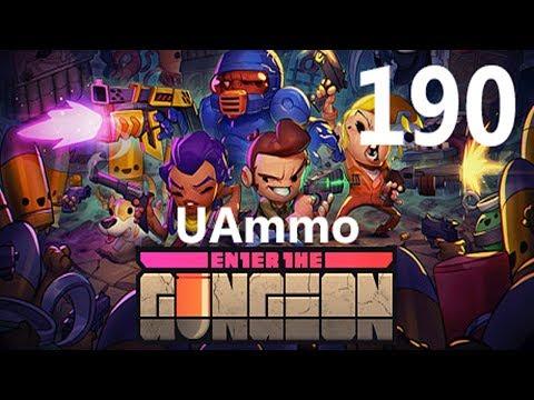 UAmmo Enter the Gungeon Part 190: Infinite Unicorn Horn Bug?