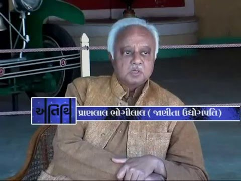 Biggest Vinteg Car Collector Pranlal  Bhogilal Interview with Devang Bhatt