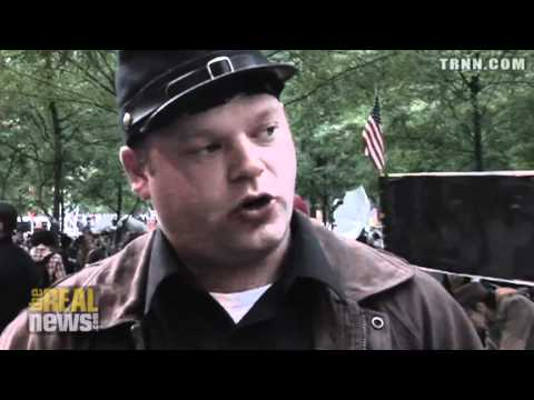 Voices from Occupy Wall Street