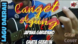 Canget Agung | Lagu Daerah Lampung | Lirik dan Chord | Guitar Cover by Van
