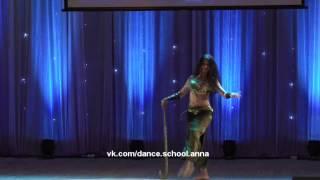 Танец с тростью. Анна Шитова