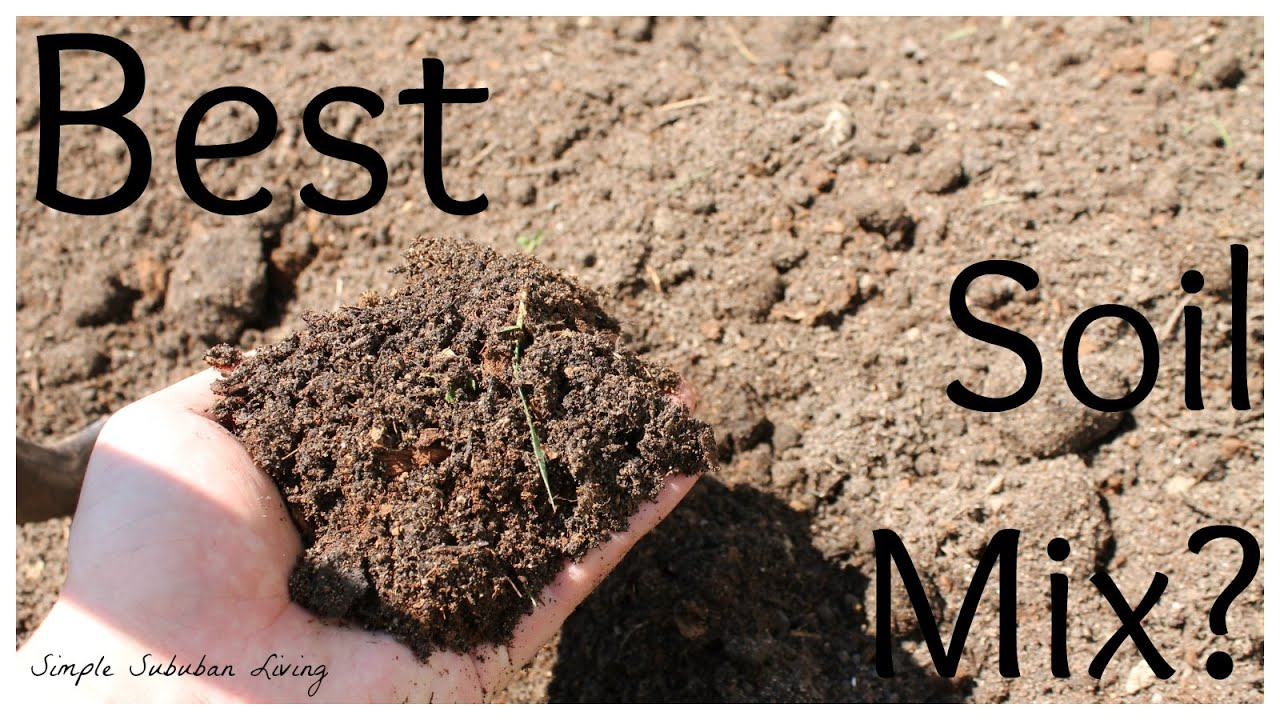 Inexpensive raised bed soil mix fill your garden for for Cheap topsoil