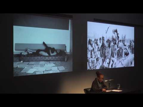 Artists on Artists Lecture - Renée Green on Chantal Akerman and On Kawara