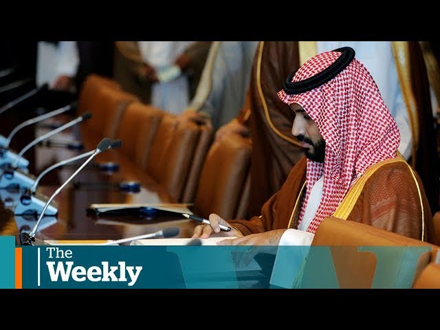 Why is Saudi Arabia's grip on the West so strong?   The Weekly with Wendy Mesley