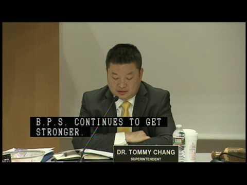 Boston Public School Committee Meeting 1-11-17