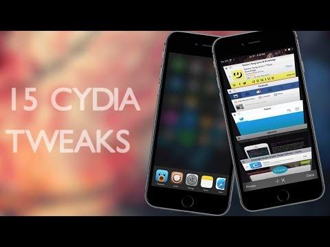 15 free tweaks for iOS 9.3.3