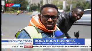 New Boda boda rules spark debate among transporters