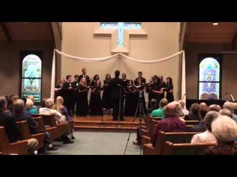 Central Hardin High School Chamber Singers My Spirit Sang All Day