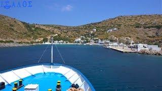Nisos Kalymnos - Εντυπωσιακό ρεμέτζο στο ακριτικό Αγαθονήσι (At the outermost Agathonisi island)