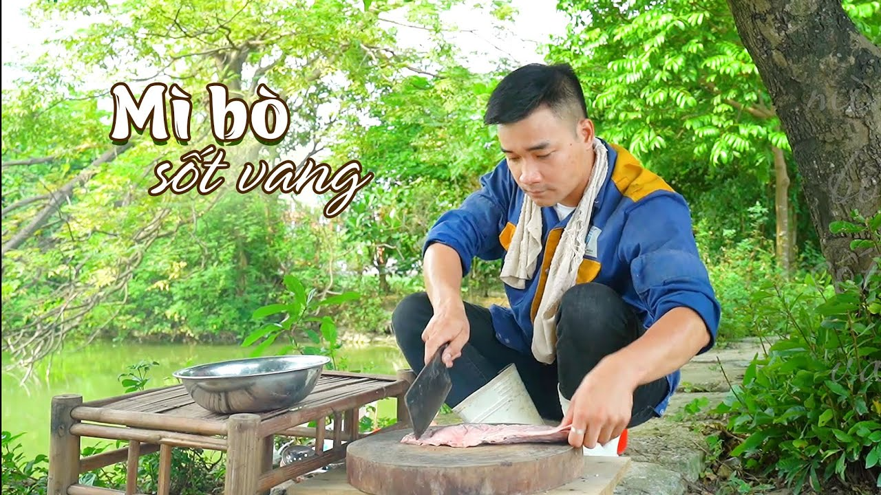 Download Mì Bò Sốt Vang Ngọt Mềm, Ngon Chuẩn Vị | Anh Nông Dân #12