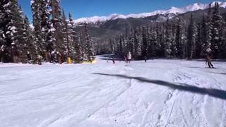 Skiing in Colorado - Keystone Ski Resort Colorado 11/07/2015