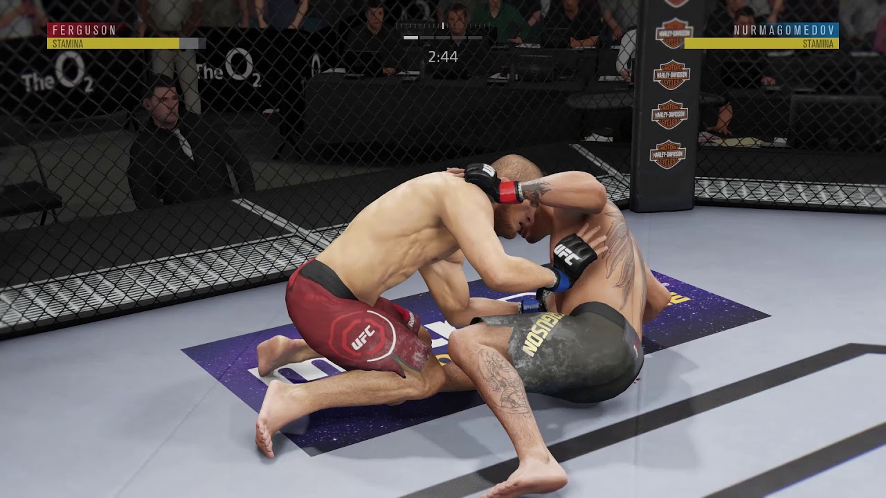 Ea Sports Ufc 3 Tips And Tricks Surviving On The Ground Youtube