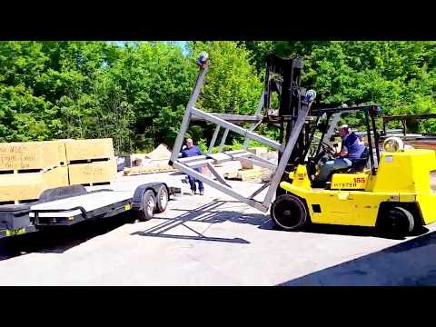 """Actual footage""  20 OSHA violations in 2 minutes !!!"