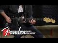 10 for 15 American Standard Blackout Stratocaster Demo   Fender