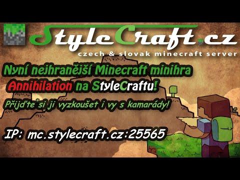[Stylecraft] Nová minihra Annihilation