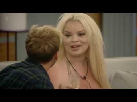 "Celebrity Big Brother Day 6 ""Trisha is suspicious of Sam"" CBB 2017"