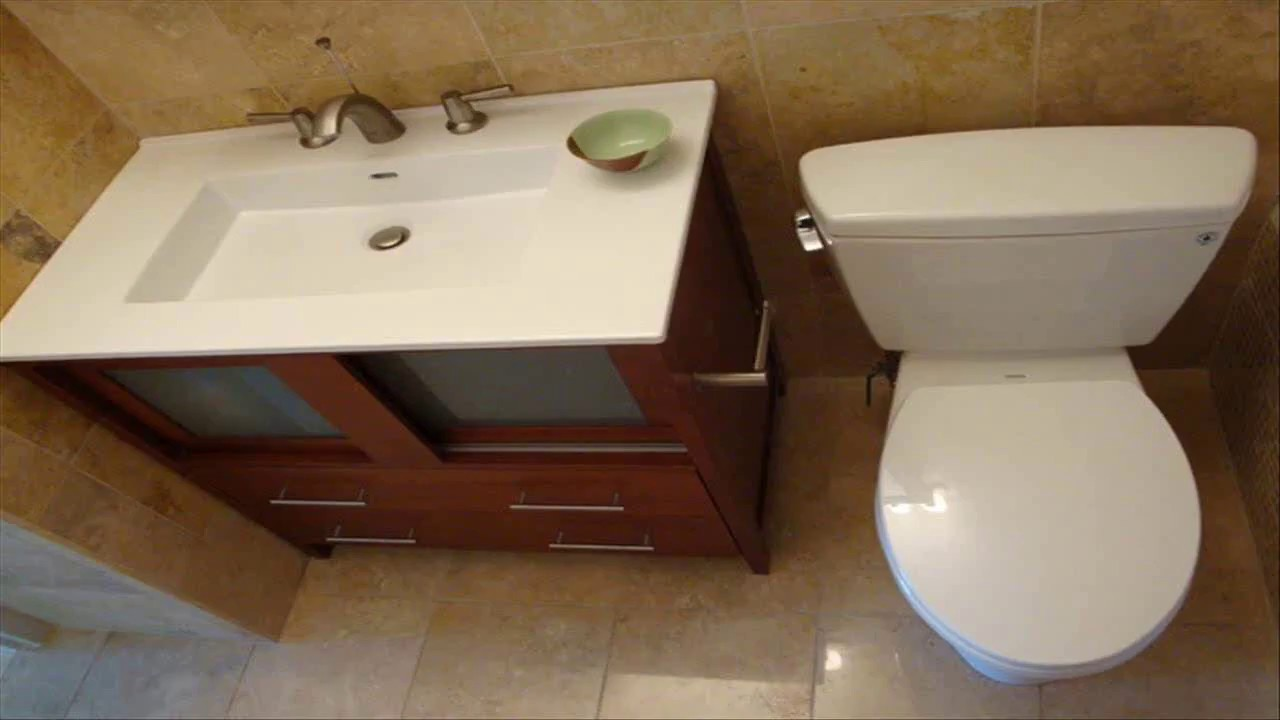 Small Condo Bathroom Design Ideas - YouTube
