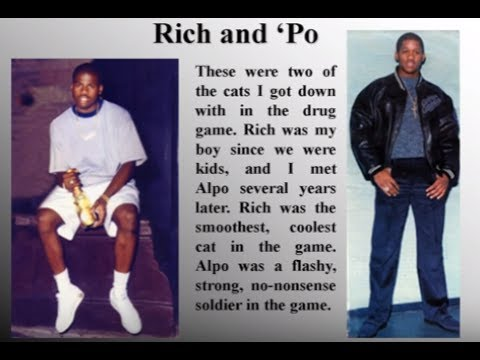 Alpo Martinez VS Azie Faison Phone Talk Pt 2 Paid In Full 2017 Rich     Alpo Martinez VS Azie Faison Phone Talk Pt 2 Paid In Full 2017 Rich Porter