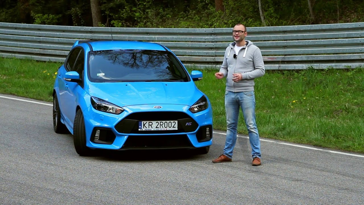 nowy ford focus rs mk3 2016 i focus st mk3 2012 test. Black Bedroom Furniture Sets. Home Design Ideas