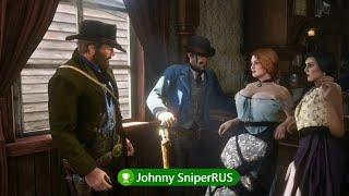 Red Dead Redemption 2:│Часть 4│ ●Валентайн●#RDR2 прохождение с русской озвучкой на #XboxOneX